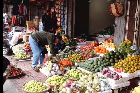Giá thực phẩm vẫn ổn định