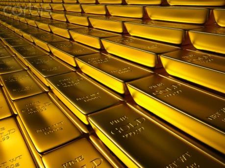Giá vàng châu Á ngày 9/6 chạm ngưỡng cao mới trong ba tuần