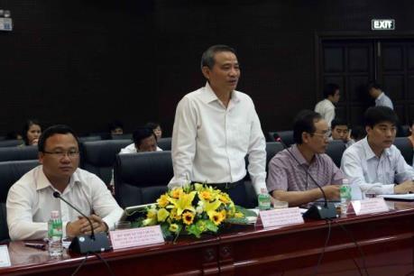 Bộ trưởng GTVT chỉ đạo việc thi công tuyến cao tốc Đà Nẵng – Quảng Ngãi