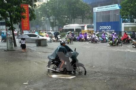 Dự báo thời tiết 3 ngày tới: Bắc Bộ vẫn có mưa dông diện rộng