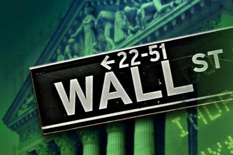 Cổ phiếu ngân hàng xuống giá kéo chứng khoán Mỹ giảm nhẹ