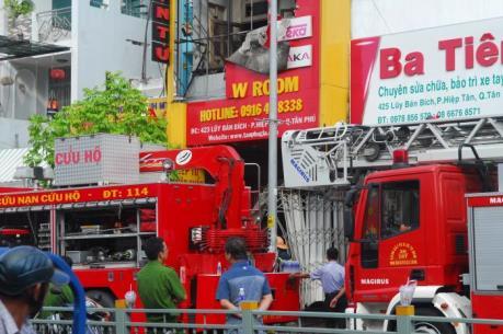Danh tính nạn nhân vụ cháy siêu thị điện máy Tân Phú Gia được xác định