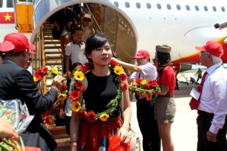Thêm một hãng hàng không khai thác đường bay đến Phú Yên