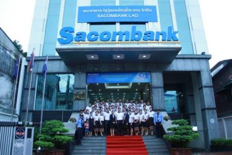 Sacombank Lào đặt mục tiêu trở thành ngân hàng bán lẻ hàng đầu