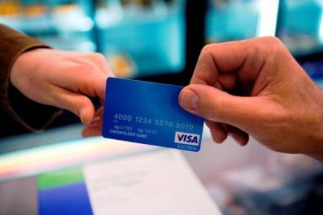 """Các công ty thẻ ngân hàng nước ngoài sắp """"đổ bộ"""" vào Trung Quốc"""