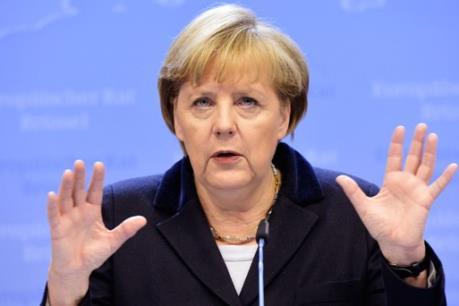 Thủ tướng Merkel tới Bắc Kinh dự tham vấn Chính phủ Trung Quốc - Đức
