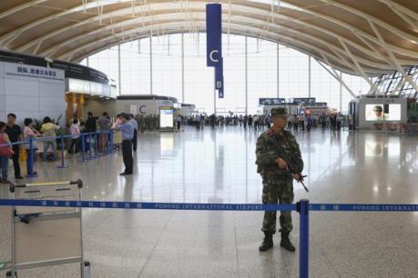 Nổ tại sân bay Thượng Hải: Đã xác định được thủ phạm