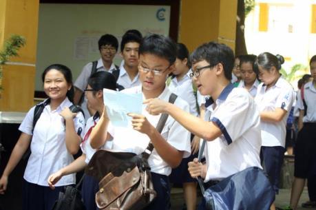 Kỳ thi tuyển sinh lớp 10 tại Tp.Hồ Chí Minh: Đề thi có tính phân loại cao