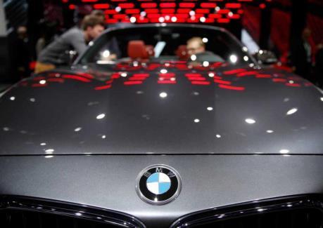 BMW đạt doanh số bán xe ô tô tốt nhất trong tháng Năm