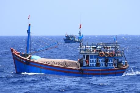 Hai tàu cá cùng 20 ngư dân Việt Nam bị Malaysia bắt giữ