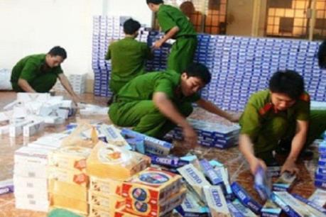 Hà Nội xử lý gần 2000 vụ vi phạm gian lận thương mại