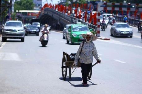 Dự báo thời tiết cuối tuần: Khu vực Trung Bộ nắng nóng trở lại