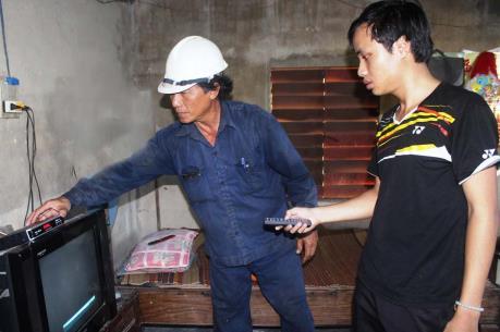 Từ 15/6, ngừng phủ sóng truyền hình tương tự mặt đất tại Hà Nội và TPHCM