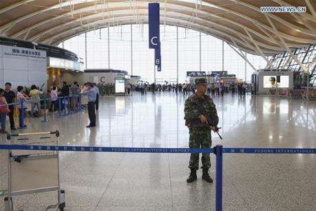 Vụ nổ tại sân bay Trung Quốc: Nghi phạm nợ nần do cờ bạc