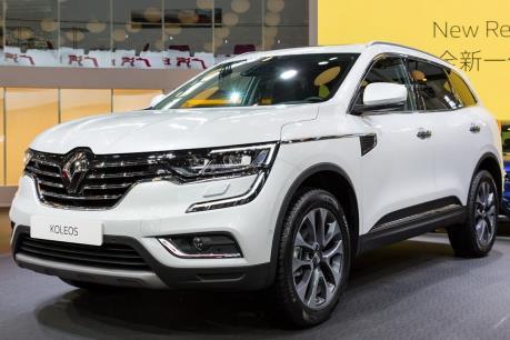 Renault Việt Nam khuyến mãi Koleos trị giá hơn 80 triệu đồng