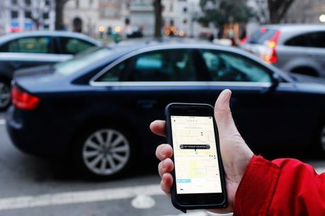 Hungary hạn chế dịch vụ taxi giá rẻ Uber