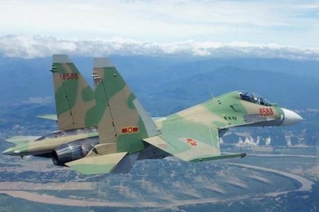 Tìm thấy phi công máy bay Su 30MK2