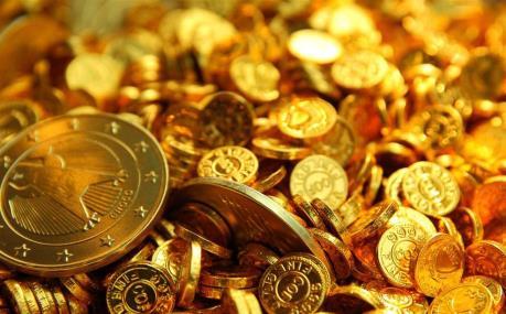 Giá vàng chạm mức cao nhất gần sáu tuần