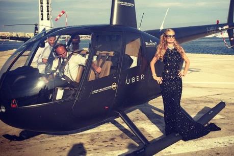 Uber thử nghiệm dịch vụ taxi trực thăng tại Brazil
