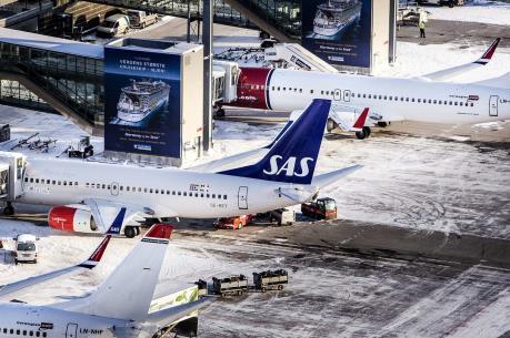 Thụy Điển: Phi công hãng SAS kết thúc đình công