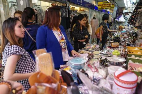 Kinh tế Thái Lan dự báo tăng trưởng dưới 3% năm 2016