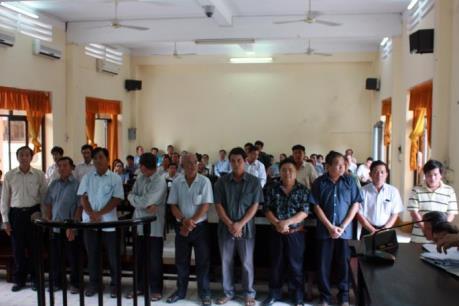 Tuyên án 10 cán bộ Hải quan Kiên Giang