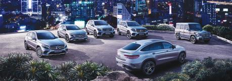 Mercedes-Benz Việt Nam khai màn trọn bộ sưu tập trị giá 100 tỷ đồng