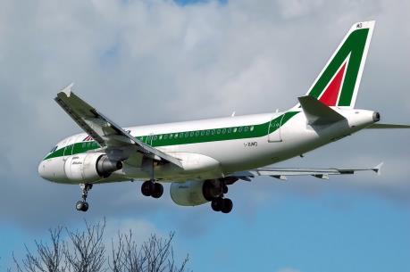 Hãng hàng không Alitalia mở đường bay Rome-Mexico City