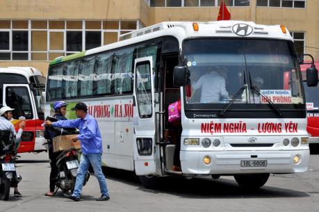Sẽ di chuyển bến xe Lương Yên trước 30/7