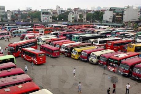 Thái Nguyên hỗ trợ lãi suất cho các dự án khai thác bến xe khách công cộng