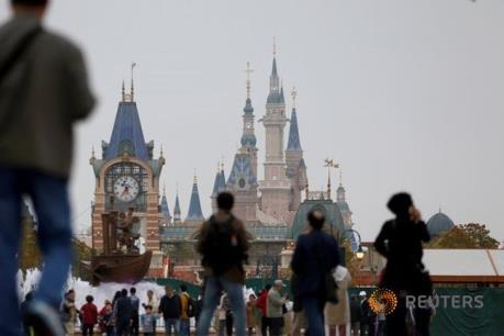 Disneyland Thượng Hải ra mắt