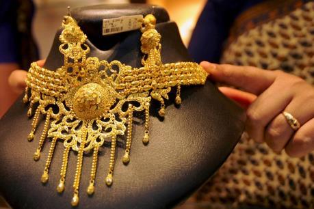 Giá vàng châu Á ngày 16/6 ở mức cao nhất trong gần hai năm