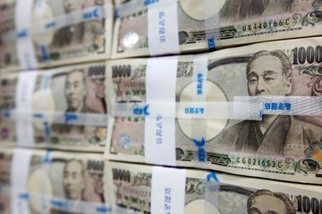 Đồng yen lên mức cao nhất kể từ giữa năm 2014