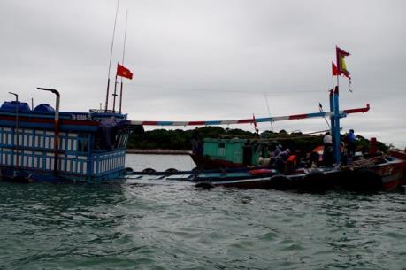Bảo Việt chi trả gần 2 tỷ đồng bồi thường cho 2 tàu cá