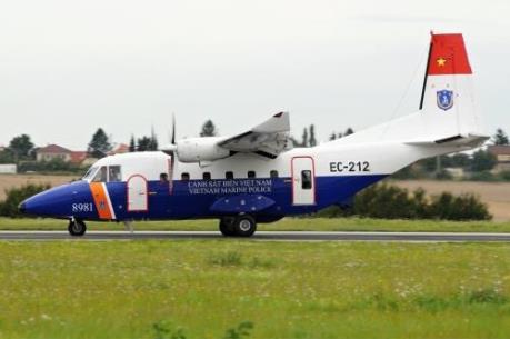 Một máy bay mất liên lạc khi tham gia tìm kiếm phi công SU30-MK2