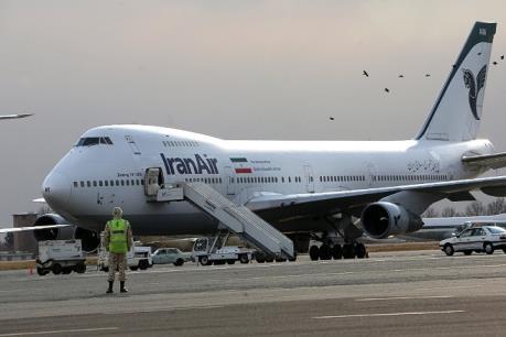 EU dỡ bỏ quy định hạn chế bay đối với hãng hàng không Iran Air