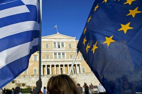 Eurozone nhất trí giải ngân khoản cứu trợ tiếp theo cho Hy Lạp