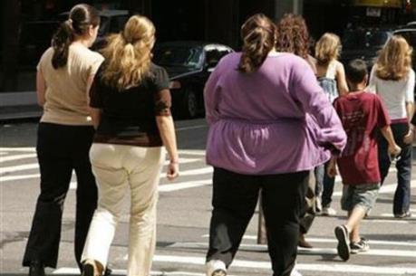 Chứng béo phì đang ngày càng nghiêm trọng tại Mỹ