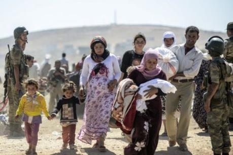 Mỹ đẩy nhanh tiếp nhận người tị nạn Syria năm 2016