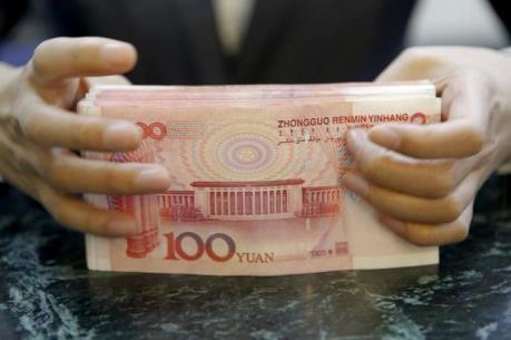 Trung Quốc: Tổng nợ cao hơn gấp đôi GDP