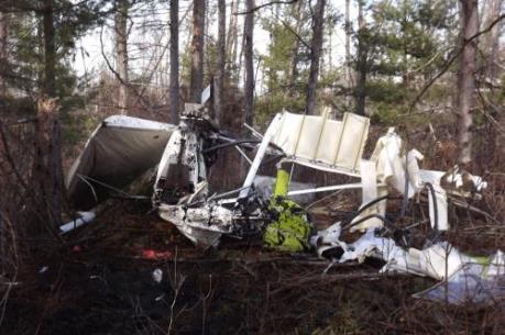 Hàn Quốc: Rơi máy bay hạng nhẹ, 3 người thiệt mạng