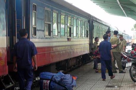 Phát hiện vụ vận chuyển trái phép 14 kg ma túy bằng đường sắt