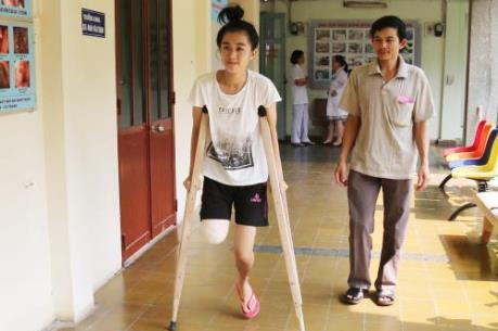 Kết luận nguyên nhân khiến bệnh nhân Lê Thị Hà Vy phải cưa chân