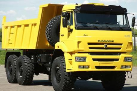 Hãng xe tải KAMAZ của Nga muốn đẩy mạnh xuất khẩu sang Việt Nam