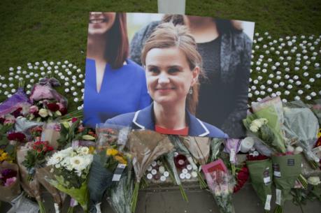 Xét xử hung thủ sát hại nữ nghị sĩ Anh