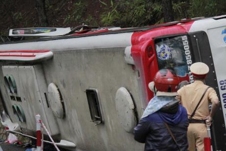 Tai nạn giao thông trên đèo Prenn: Kết luận giám định kỹ thuật xe ô tô
