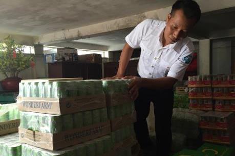 Đẩy lùi nạn hàng lậu trong dịp Tết Nguyên đán 2017