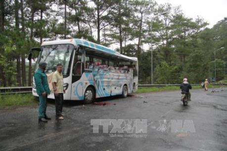 Tập trung điều tra nguyên nhân vụ tai nạn làm 7 người chết tại Lâm Đồng