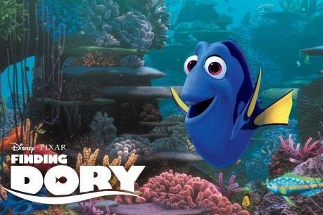 """Top 10 phim ăn khách: """"Finding Dory"""" bơi đến kỷ lục"""