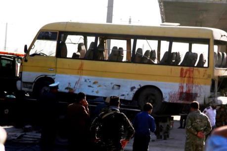 Đánh bom ở Afghanistan, hơn 25 người thương vong